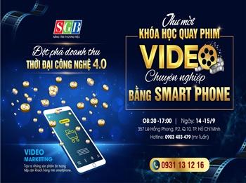 đẠY LÀM VIDEO bằng điện thoại
